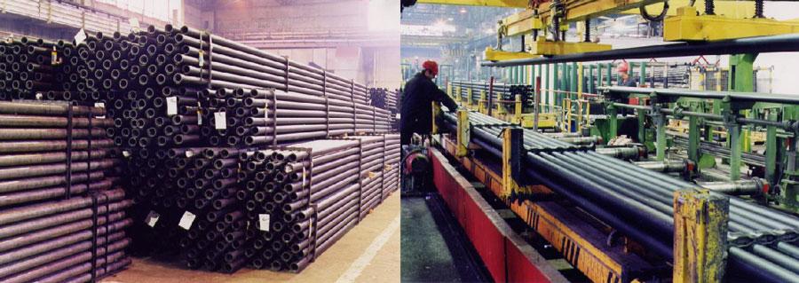 Разработка упаковки (ложементы) для труб различного диаметра и назначения