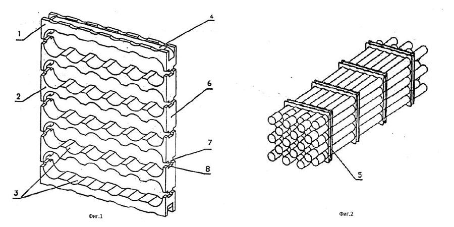 Упаковка для трубных изделий