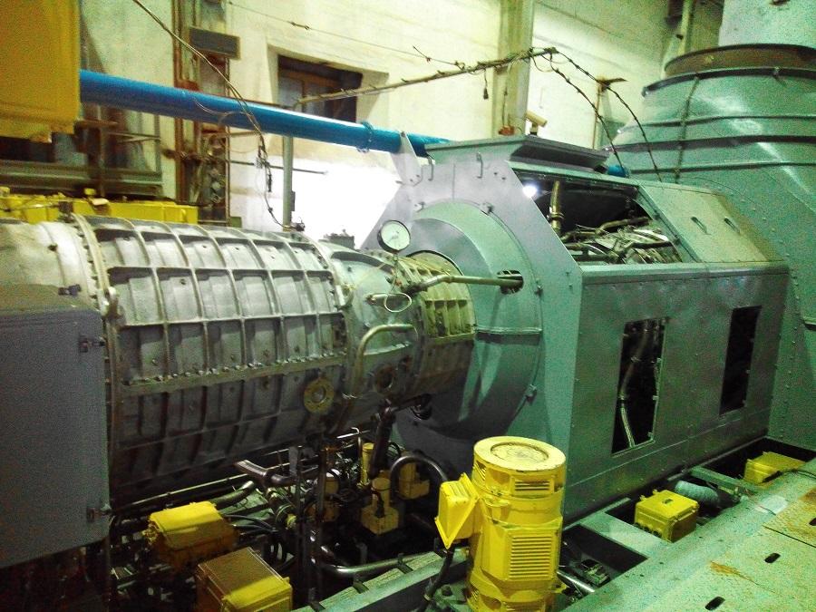 Успешные испытания электро запуска газотурбинного двигателя