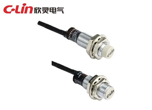 LJM12 - Индуктивный бесконтактный датчик / датчик положения / диаметр: 12 мм / длина: 45 мм