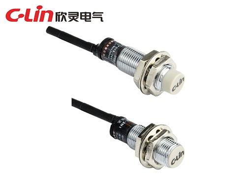LJM18 - Индуктивный бесконтактный датчик (короткий тип цилиндра) / диаметр: 18 мм / длина: 50 мм