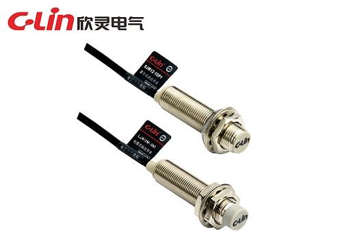 LJM8 - Индуктивный бесконтактный датчик / датчик приближения / диаметр: 8 мм / длина: 30 мм