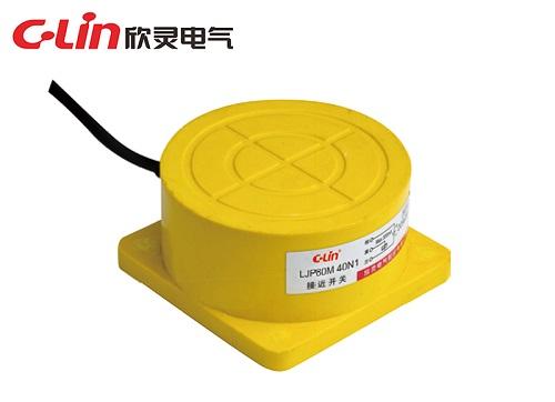 LJP100M - Индуктивный бесконтактный датчик / датчик приближения / диаметр: 100 мм