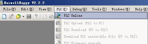 подключение Haiwell plc к компьютеру